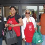 The Salvation Army's Annual 'Cans Film Festival' Food Drive was held