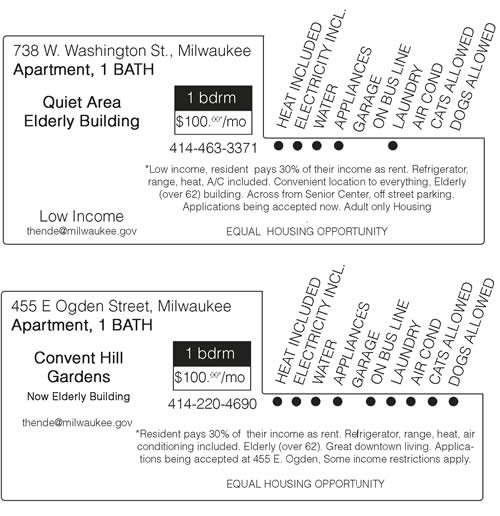 Low Income Apartments For Rent: Low Income Senior Apartments For Rent