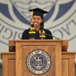 Gary, Indiana produces Notre Dame's first Black Valedictorian
