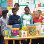 Students complete 'The Raw Green/Watercolor Workshop' afterschool pilot program