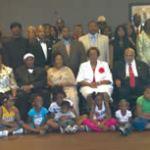 Lambert Rideout 30th Annual Family Reunion held