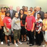 "Mayor Barrett kicks off this year's ""Earn & Learn,"" Milwaukee's annual summer jobs program"