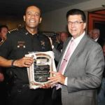 Sheriff David A. Clarke Jr. addressed the Constitutional Sheriff's and Peace Officers Association