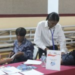A free family health expo was held at Parklawn Assembly of God
