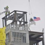 Potwatomi Bingo Casino marks milestone with topping off ceremony for its $150M hotel project