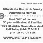 Affordable Senior & Family Apartment Homes for Rent