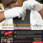2014 PEOPLE (Pre-College Enrichment Opportunity Program for Learning Excellence) summer enrichment and college preparatory