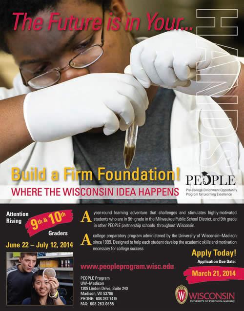 people-program-uw-madison-9th-grade-milwaukee-public-schools