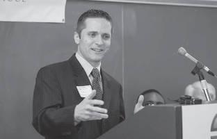 Andrew Stith first Cristo Rey Jesuit High School President