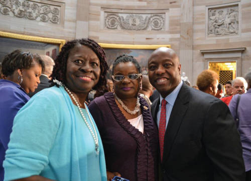 House-Senate-leaders-Members-Congress-Congresswoman-Gwen-Moore-civil-rights-advocates-50th-anniversary-Civil-Rights-Act-of-1964-1