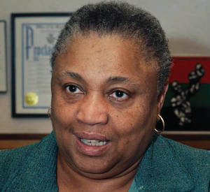 Black Health Coalition of Wisconsin President and CEO, Dr. Patricia McManus