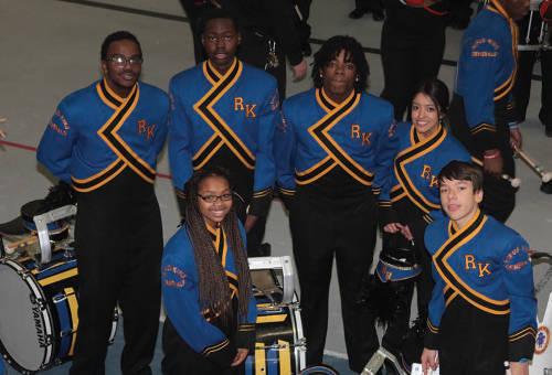 Rufus-King-International-High-School-Varsity-Drumline-Band