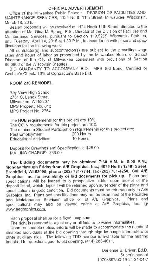 mps-requesting-bids-room-230-remodel-bay-view-high-school