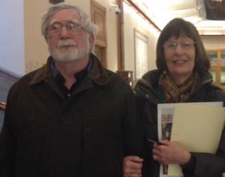 Bill and Joanne Lange