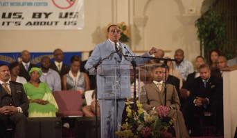 Minister-Louis-Farrakhan-spoke-Mercy-Memorial-Baptist-Church-Thursday-8-13-2015-regarding-Million-Man-March