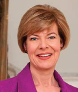 U.S. Senator Tammy Baldwin (D-Wisconsin)