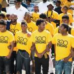 """300 Strong"" Combines Power of Black Male Advocacy Groups"