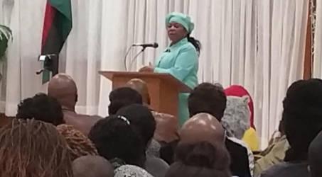 Dr. Ava Muhammad. Photo by Charles Muhammad.