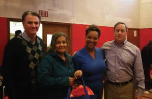 PKSD Law Office partners Jeff Pittman, Howard Sicula and Lena Taylor