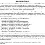MPS Legal Notice