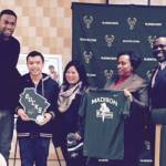 Milwaukee Bucks, Jabari Parker Introduces Incentive to Keep Children in School