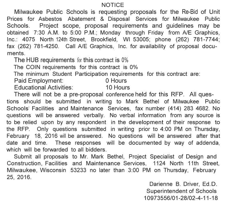 mps-requesting-proposals-rebid-unit-prices-asbestos-abatement-disposal-services