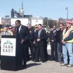 Park East Corridor Land Development to Create Thousands of Jobs