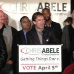 Abele Wins in the Battle of Chris's for County Executive