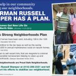 Alderman Russell Stamper's Strong Neighborhoods Plan