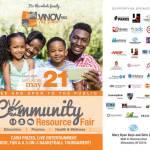 WNOV Adds Flair to Community Resource Fair