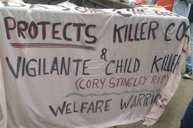 protects-killer-vigilante-child-killer-cory-stingley-rip-sign-dontre-day