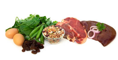 food-iron-sources