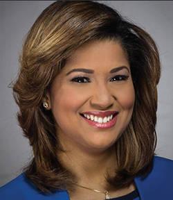 Amanda Porterfield, producer of Milwaukee at a Crossroads special program on CBS 58. (Photo courtesy of CBS 58)