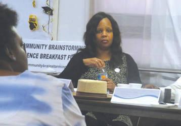 Nancy Yarbrough, executive director Fresh Start Learning (photo by Karen Stokes)