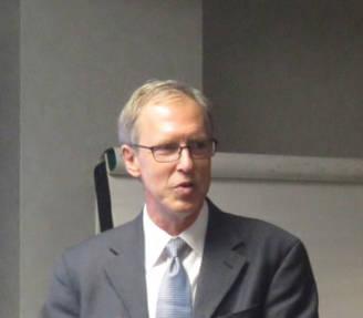Dr. Henry Schmidt (Photo by Karen Stokes)