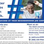 Job Center Access Point On Oct 26