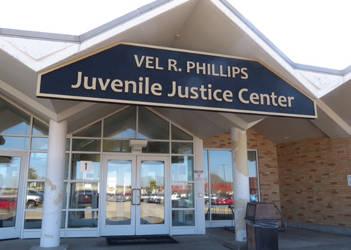 Vel Phillips Children's Court Center (Photo by Karen Stokes)