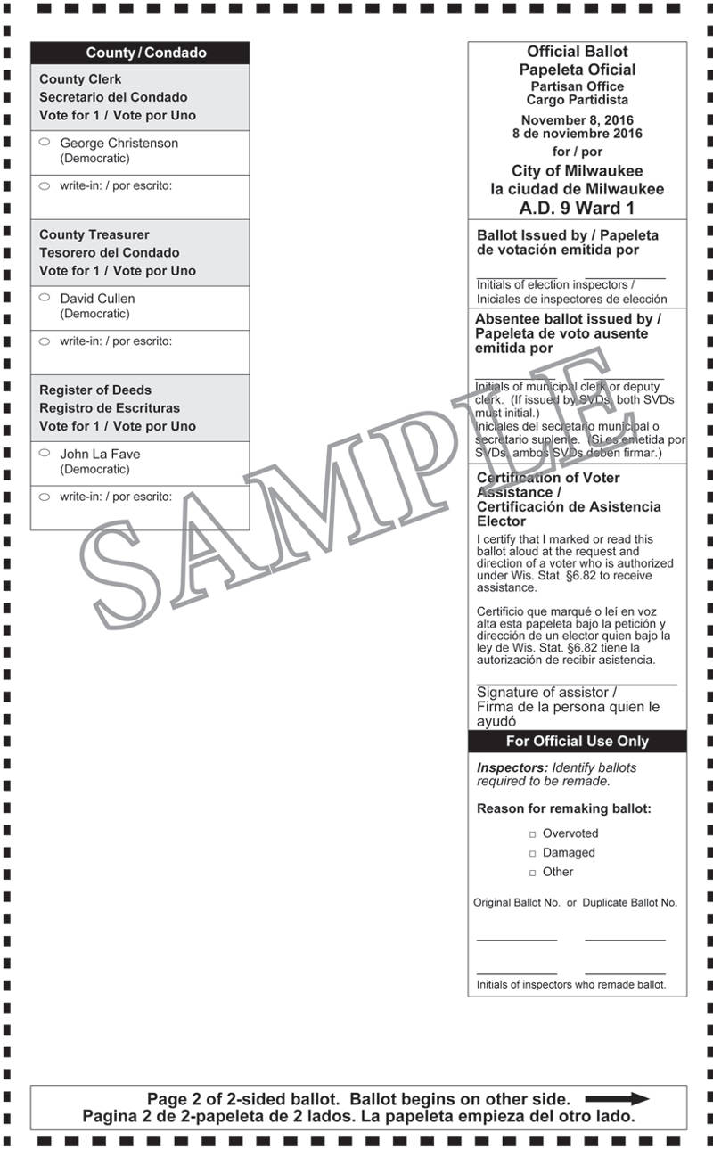 Voters Certification Sample Image Gallery Hcpr