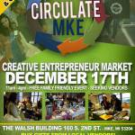 CirculateMKE Showcases Local Entrepreneurs for Holiday Shopping