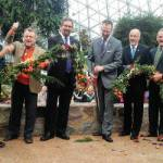 County and State Officials Host Milwaukee Domes Re-Opening with Free Admission