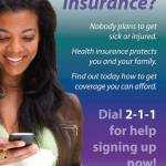 Need Health Insurance? Dial 2-1-1 Now For Help Signing Up
