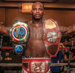 Three time champion Dennis Morris is looking for belt number four on Saturday Dec. 17 (Photo by MilwaukeeSalient.com)