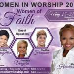 Women in Worship 2017 – May 25 to 27