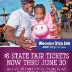 $6 State Fair Tickets Now Thru June 30