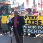 """Milwaukee Public Schools Say """"No"""" to Trumpcare"""