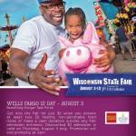 Wisconsin State Fair August 3-13 Discounted Admission Promotions
