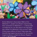 2017 Walk to End Alzheimer's® Returns on Sunday, September 17