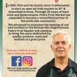 Pete's Story – Pete's Fruit Market Bronzeville