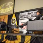 "Raoul Peck, Director of Documentary ""I Am Not Your Negro"" Visits UW-Milwaukee to Discuss Films and Social Climate"