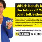 Which Hand's Holding The Tobacco? Your Kids Can't Tell, Either.